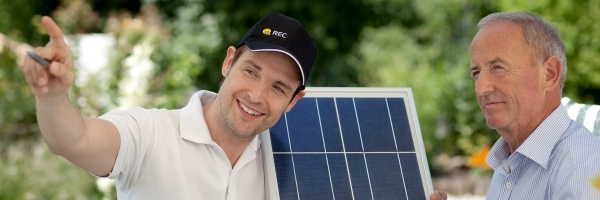 Why choose REC solar panels?